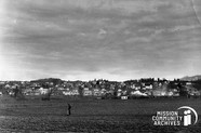 Panorama Glimpse of Mission, 1948