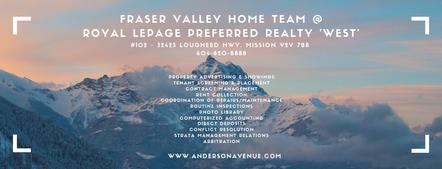 Fraser Valley Home Team