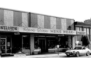 Rex Cox Menswear