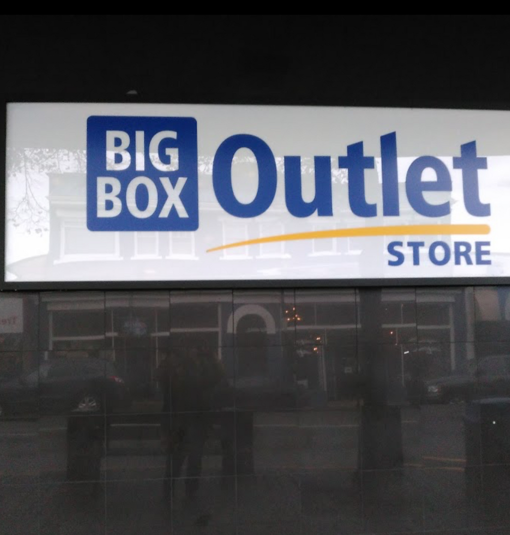 Big Box Outlet Store