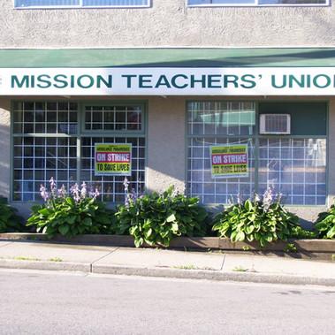 Mission Teacher's Union