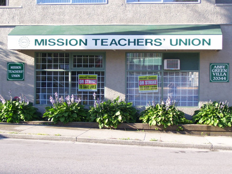 Mission Teacher's Union