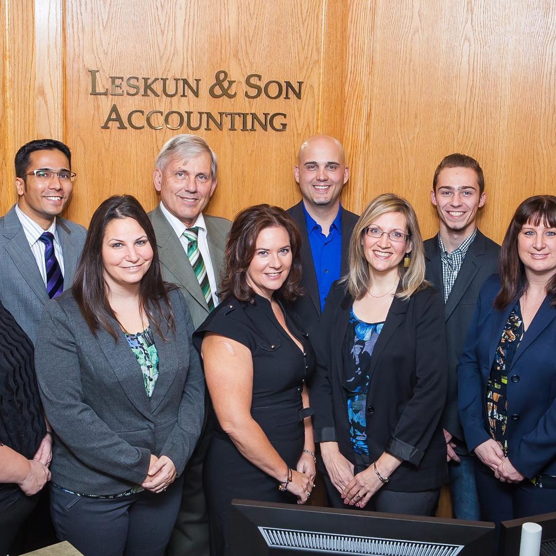 Leskun & Son Accounting