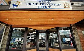Mission Crime Prevention