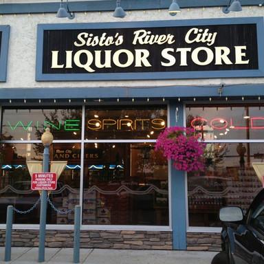Sisto's River City Liquor Store