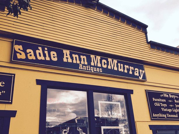 Sadie Ann McMurray Antiques