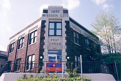 Mission Historic Post Office
