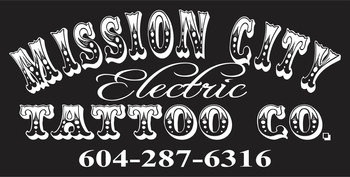 Mission City Electric Tattoo
