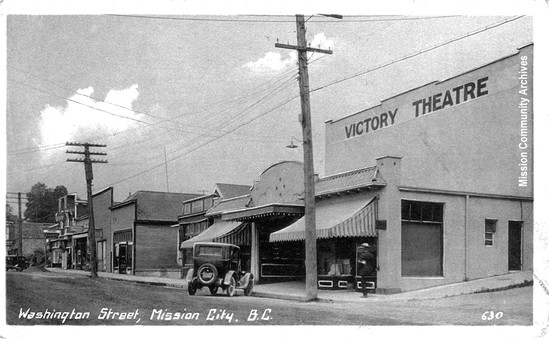 The Victory Theatre, 1927