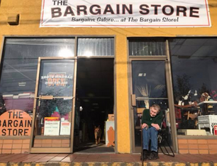 The Bargain Store