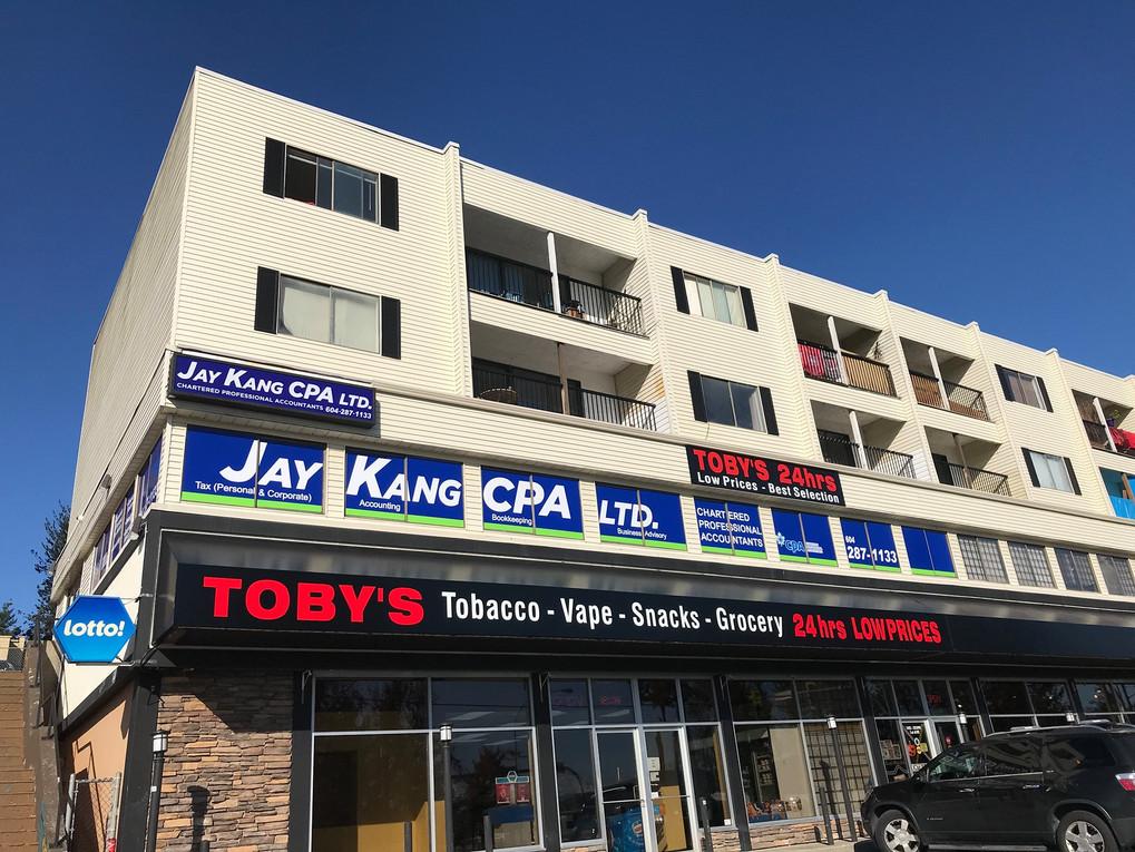 Jay Kang CPA Ltd.