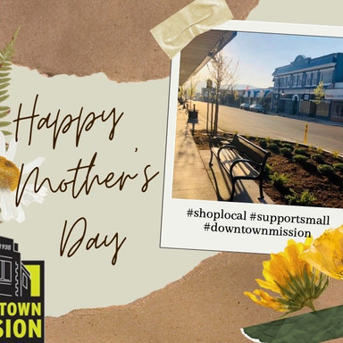 Mother's Day Downtown