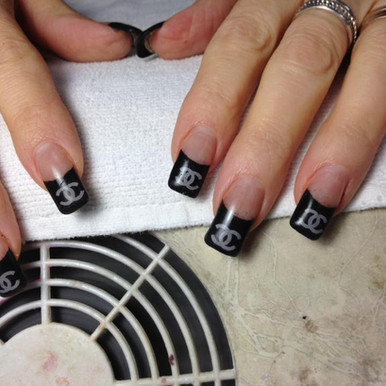 Prominence Nail Design
