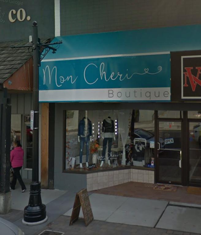 Mon Cheri Beauty Bar Boutique