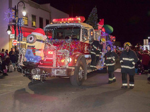 The Record - Mission Candlelight Parade 'in reverse,' begins on Dec. 4