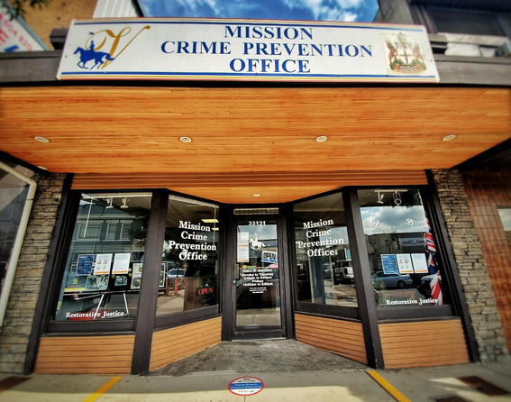 Mission Crime Prevention Office