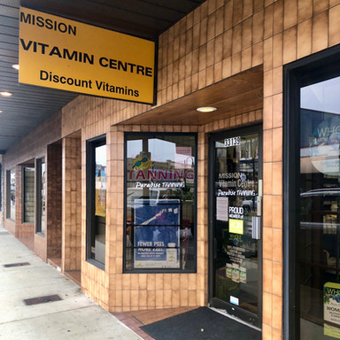 Mission Vitamin Centre