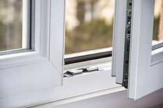 pvc window fixing