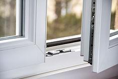 pvc window fixing