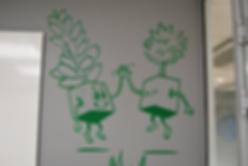 Veggmaleri Illustrasjon