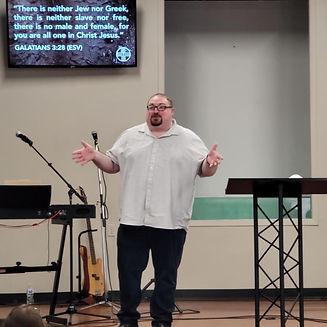 Dean Ross, Pastor of Family Church