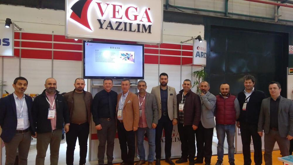 Vega yazılım İstanbul