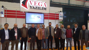 Vega yazılım Kırtasiye Fuarımız tamamlandı