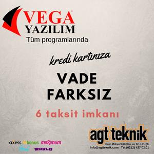 vega yazılım kampanya
