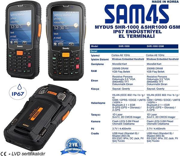 SAM4S MYDUS TERMİNAL