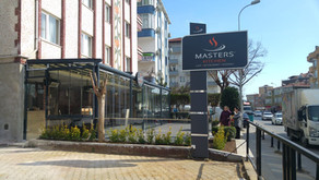 Ümraniye'de Çok yakında Masters Cafe hizmette