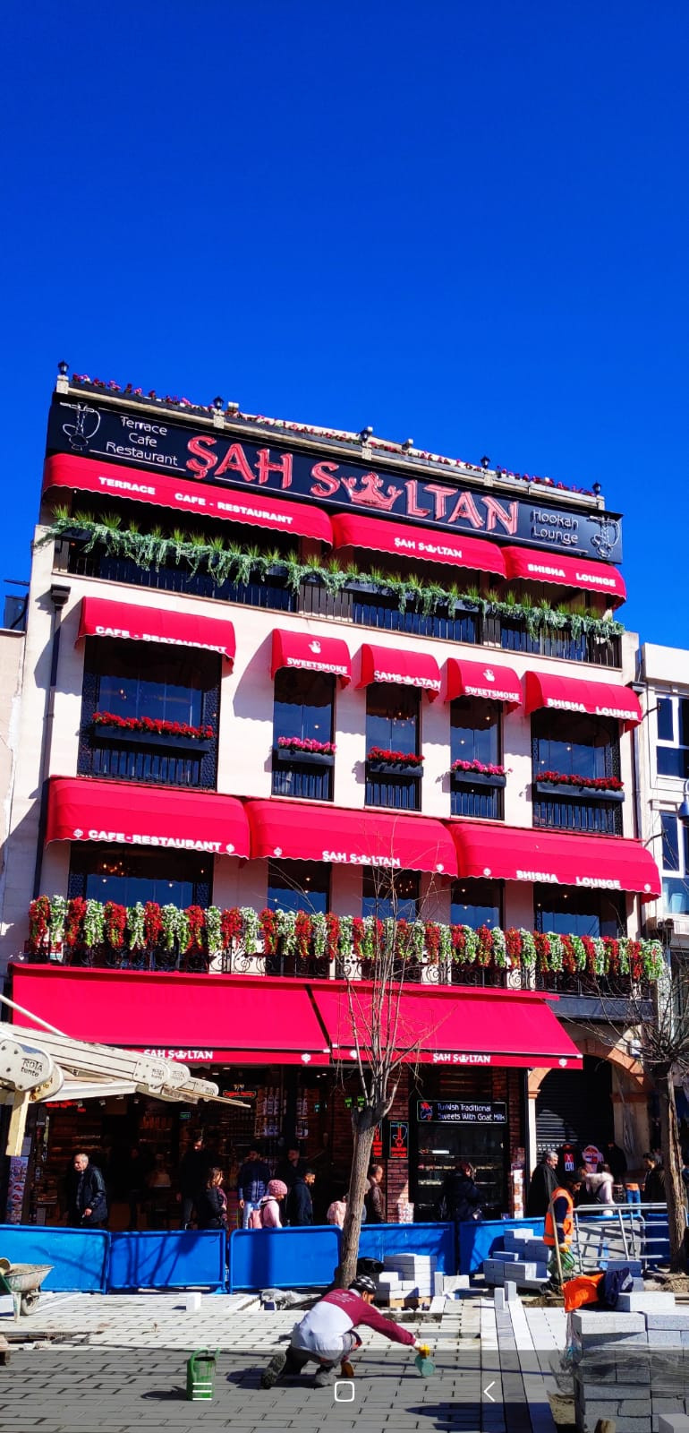 Şah sultan Restoran cafe