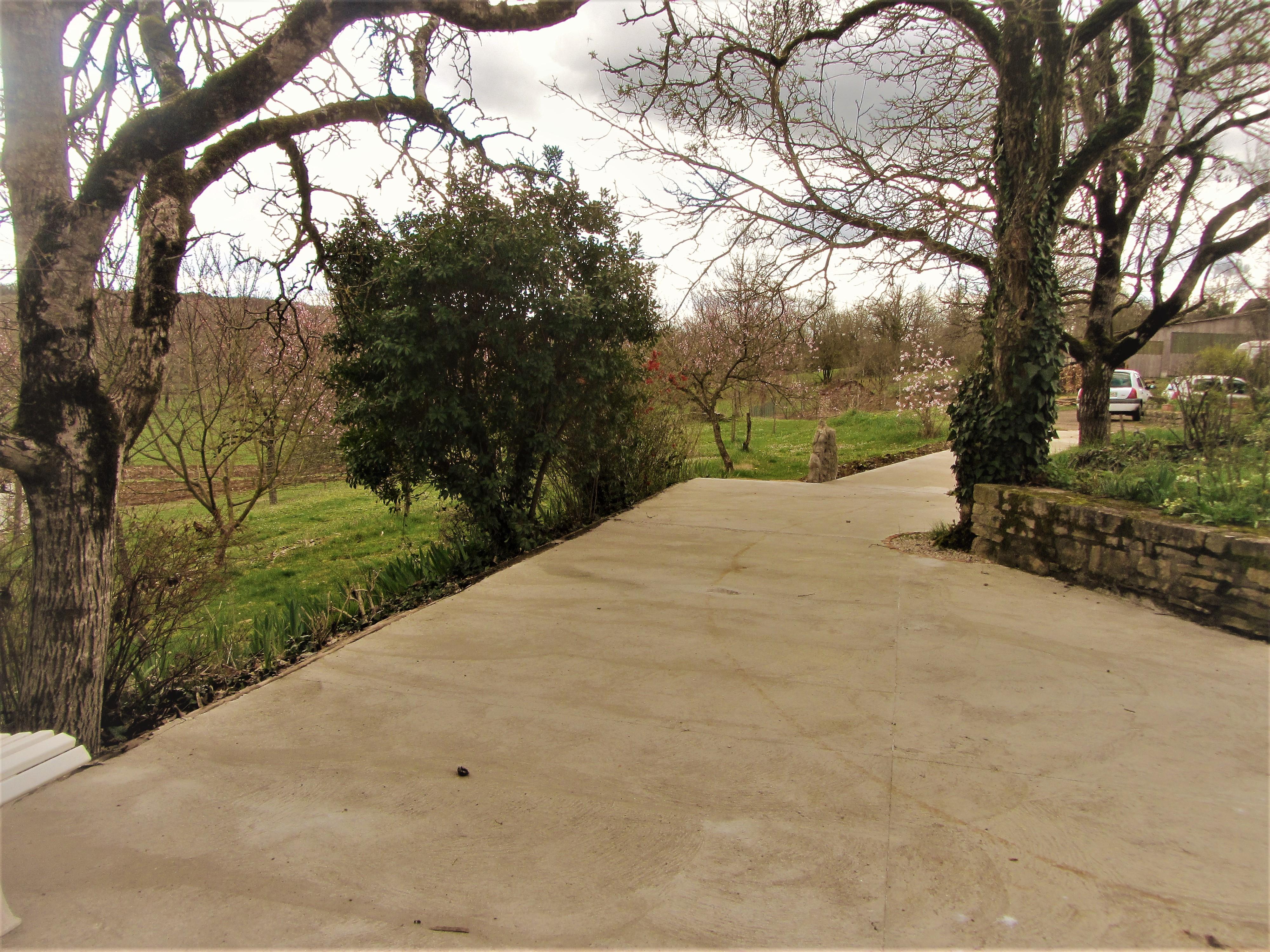 Terrasse & accès handicapés