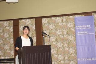 知のフォーラムStage 2 Youth Programにて北川が優秀ポスター賞を受賞