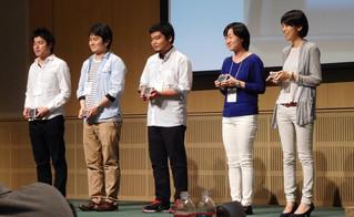 研究員の山崎が ベストポスター賞を受賞