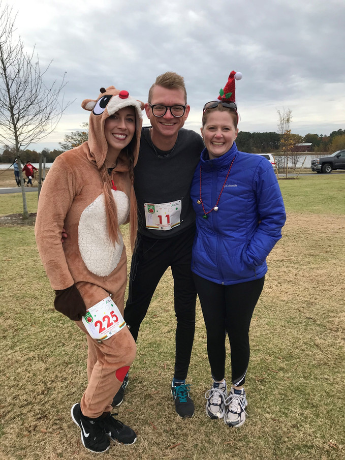 Mode5 Rings in the Holidays at Annual Jingle Bell Run Benefiting the Arthritis Foundation