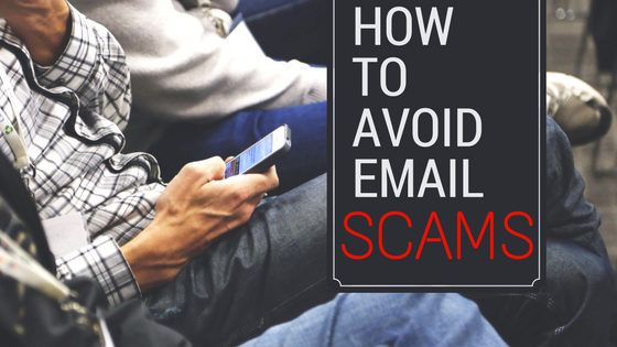 How to Avoid Email Scams