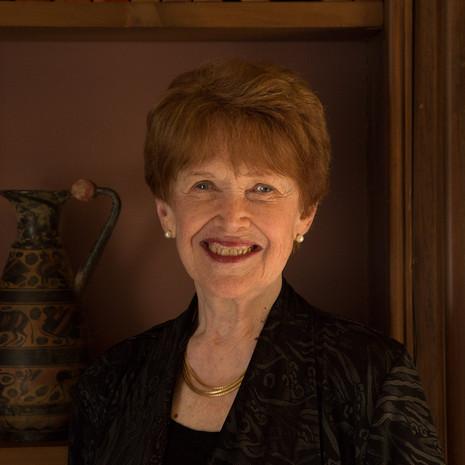 Riane Eiseler, J.D, PhD (hon)