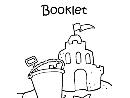 Books, Junior Infant Home Learning Booklet and Other Materials Explained