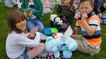 Today's the Day the Teddy Bears had their Picnic!