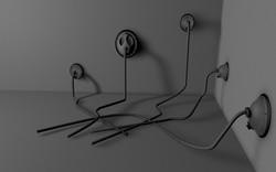 Sound Sculpture 3D Model