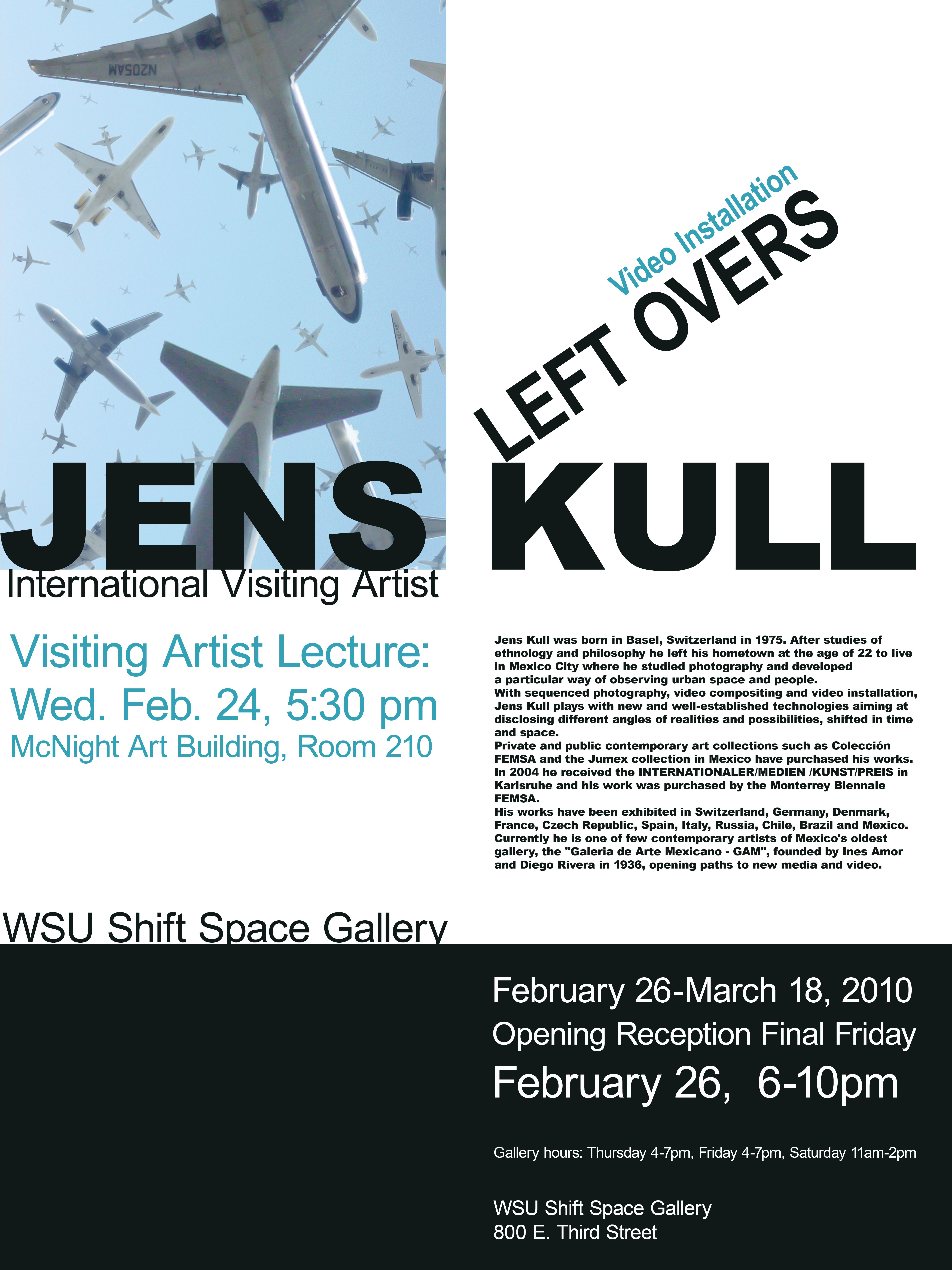 Jens Kull Poster