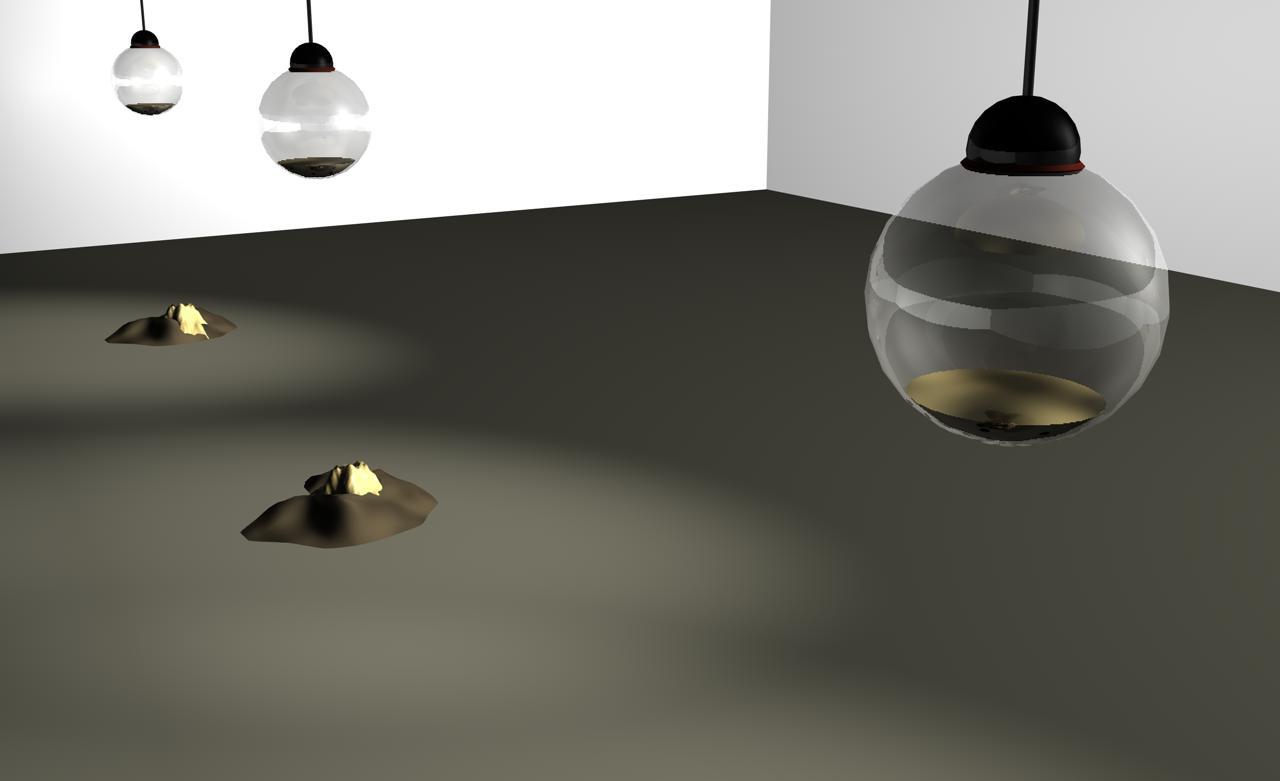 Seed Sculpture 3D Model