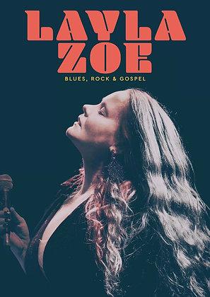 Layla Zoe poster