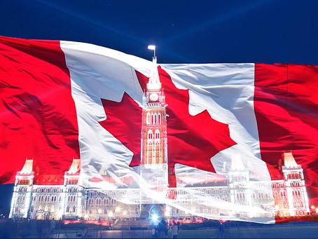Shame on you Canada...