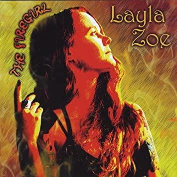The Firegirl CD