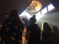 Sunday Divine Liturgy