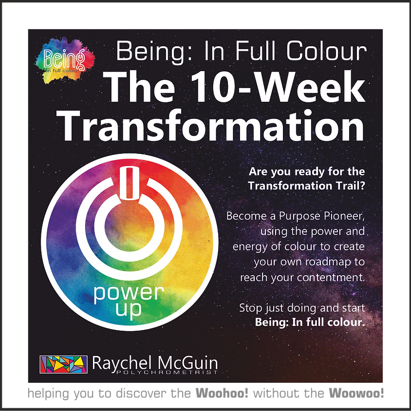 10-Week Transformation Trail