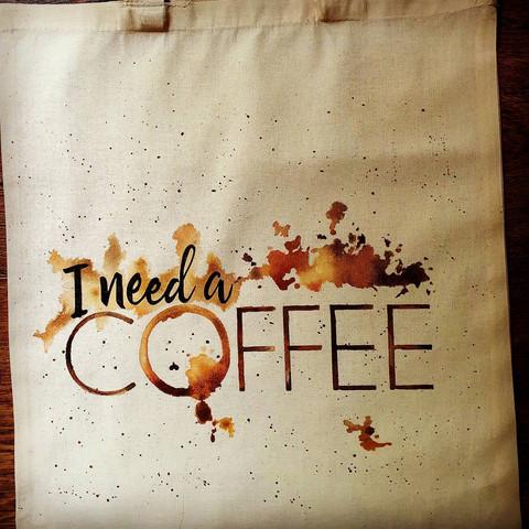 I Need A Coffee