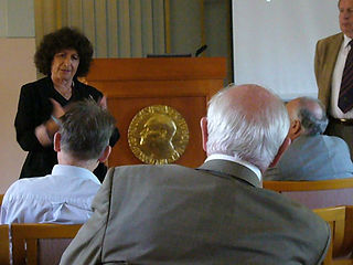 Middle East Peace through Science Diplomacy - Zafra Lerman Nobel Prize Institute