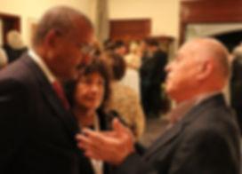 Zafra Lerman, Ambassador Bush